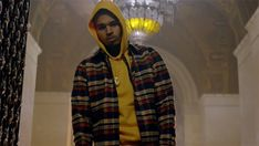 Chris Brown Featured In New Music Video 'Drifting', Starring G-Eazy Also Featuring Tory Lanez. (Courtesy of VEVO)
