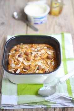 Lekker en Simpel uploaded this image to & See the album on Photobucket. Healthy Foods To Eat, Healthy Baking, Healthy Dinner Recipes, Healthy Snacks, Breakfast Recipes, Cooking Recipes, Good Food, Yummy Food, Happy Foods