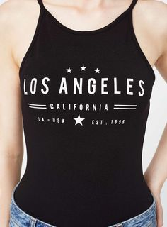 Black Los Angeles Body - View All - New In - Miss Selfridge