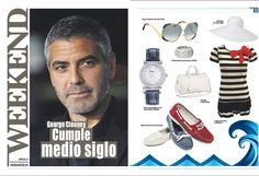 El estilo navy de Barbarella en la revista Weekend (mayo 2011)  http://www.barbarella.es/tiendabarbarella/