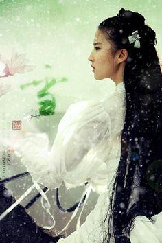 刘亦菲                                                                                           More