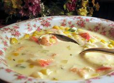 Shrimp And Corn Chowder Recipe - Food.com - 333305