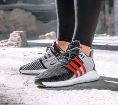 Adidas x Overkill consortium release. May EQT Support Future. Coat of Arms pack. Latest Sneakers, New Sneakers, Sneakers Fashion, Fashion Shoes, Adidas Sneakers, Mens Fashion, Addias Shoes, Me Too Shoes, Shoe Boots