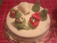 my Christmas cake Tis The Season, Desserts, Food Ideas, Christmas, Cakes, Tailgate Desserts, Xmas, Scan Bran Cake, Dessert