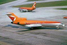 CP Air B-727