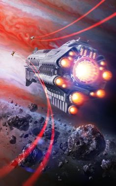 Spaceship Art, Spaceship Design, Arte Sci Fi, Sci Fi Art, Stargate, The Stars My Destination, Starship Concept, Sci Fi Spaceships, Space Battles