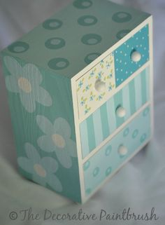 Jewelry Box Personalized Gift Flower Girl by TheDecorativeBrush, $26.00