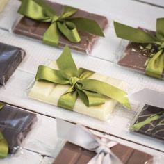 Wedding Favors Chocolate