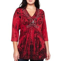 Unity World Wear® Knit Sweater - Plus - jcpenney