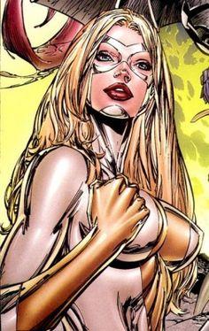 Moonstone (Dr. Karla Sofen) (Comic Book Character