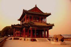 Chinese Architecture by Rhinosaurus, via Flickr