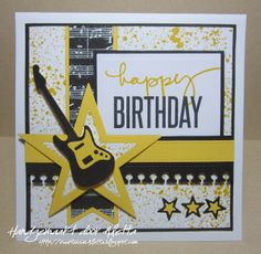 made by aletta. happy birthdaycard with lots of MFT stamps and dienamics. love this colorcombo!!!