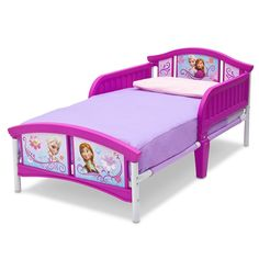 Frozen Toddler Bed | ToysRUs Australia, Official Site - Toys, Games, Outdoor Fun, Baby Products & More