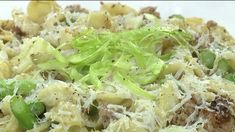 David's Orecchiette With Asparagus and Sausage Pasta Al Dente, Asparagus Pasta, Cracked Pepper, How To Cook Pasta, My Recipes, David Moss, Main Dishes, Sausage, Stuffed Peppers