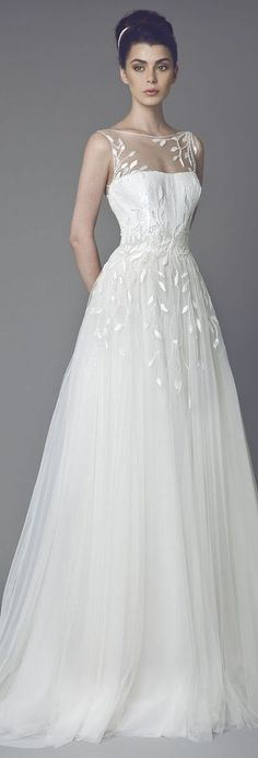 Tony Ward 2015 Bridal Collection