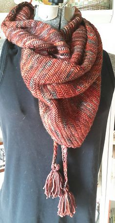 Sorceress Scarf by Life Is Cozy - free