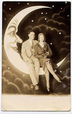 I need to procure a giant moon and throw a fun party where people pose for photos on my moon.