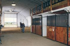 Prefab Steel Horse Stables and Horse Barns