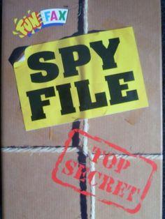 Funfax Spy File Organiser (Spy File) by J Fleetwood et al., http://www.amazon.co.uk/dp/1855973049/ref=cm_sw_r_pi_dp_xkBUtb0NJHPA7