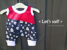 Harem style rompers for boys Waldorf doll by DownUnderWaldorfs