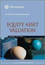 Equity Asset Valuation 2nd Edition Solutions Equity Business And Economics Investing