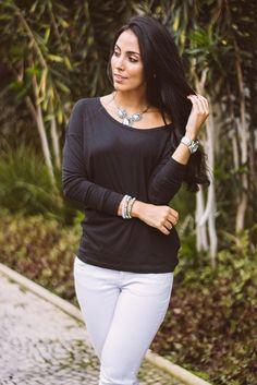 Mariane Tavares: Looks para faculdade Inspirados na Jade Seba