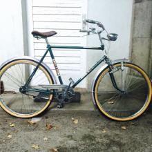 Gebraucht Fahrrad 26 Zoll, Vintage 60er Jahre Original