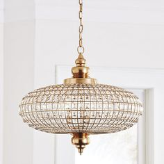 Need better light in your life? Shop our Ballard Designs Lucille Crystal Moroccan Chandelier and see how illuminating gorgeous lighting can be! Kitchen Lighting Fixtures, Light Fixtures, Crystal Light Fixture, Moroccan Chandelier, Hallway Chandelier, Chandelier Ideas, Dining Room Chandeliers, Foyer, Moroccan Pendant Light