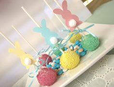Bunny Cake Pop tags