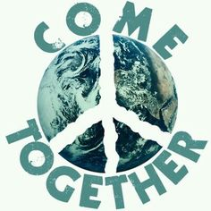 World Peace. Freedom and Peace~ Together in Unity we can move forward and put these Divisions behind us. Hippie Peace, Hippie Love, Peace Love Happiness, Peace And Love, Refugees, Give Peace A Chance, Wow Art, Peace On Earth, We Are The World