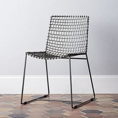 Tig Chair    Crate and Barrel