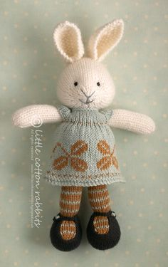 Burnett by Little Cotton Rabbits