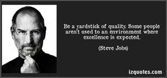 #SteveJobsQuote #Quote #SteveJobs #Work #Job #Excellence #Quality