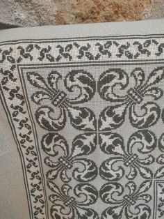 Lace Patterns, Cross Stitch Patterns, Needlework, Carpet, Poster, Embroidery, Rugs, Fabric, Farmhouse Rugs