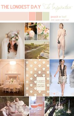 Bridal inspiration, Wedding, Gatsy, Bridal Mood Board, Wedding Mood Board, 1920's, Twenties, Gatsby Inspired (2)