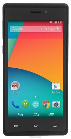 Keneksi Rock, Black  — 5090 руб. —  Keneksi Rock – стильный современный смартфон, работающий под управлением ОС Android, который одинаково хорошо подходит как для общения и повседневных дел, так и для развлечений. Покрытие, имитирующее кожу, дополнительно защищает корпус смартфона от царапин, помогает владельцу подчеркнуть стиль и индивидуальность. Четырехъядерный процессор с видеочипом Mali-400 MP2 способен решать любые задачи, ему по силам плавное воспроизведение видео, запуск офисных…
