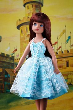 In her new iteration, created by Tonner Doll Company , The Doll You Love to Dress , boasts a high quality creamy matte vinyl, . Knit Dress, Dress Up, Fashion Models, Fashion Show, Tammy Doll, Dawn Dolls, Sindy Doll, Pink Gingham, Barbie Dress