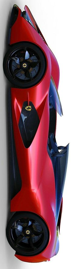 #Ferrari Aliante Concept by Levon