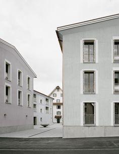 SEILERLINHART | Neue Mitte Jonen