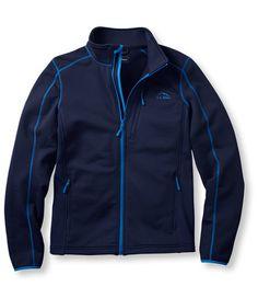 Men's Bean's ProStretch Fleece Jacket   Free Shipping at L.L.Bean