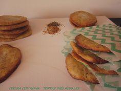 """Tortas de Ines Rosales de """"Cocina con Reina"""""""