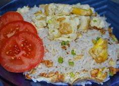 Mely's kitchen: Egg Fried Rice