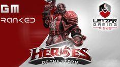 Heroes of the Storm Ranked Gameplay - Greymane Wolf Build (HotS Greymane...
