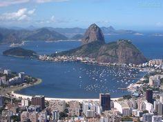 Pão de Açúcar Rio de Janeiro Brasil