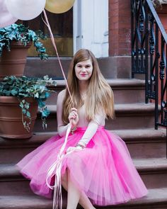 We are an online boutique with the most fun & feminine tulle skirts.