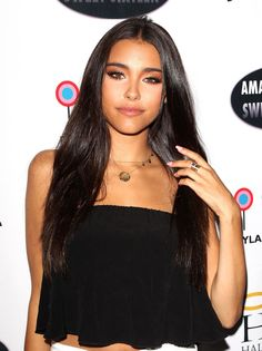 Madison Beer attends the Amanda Steele's Sweet 16 Birthday Party