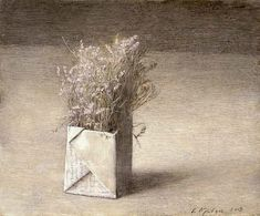 Evgeny Kravtsov(Евгений КРАВЦОВ Russian, b.1965)  букетик с юга(bouquet from south) 2003 via