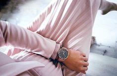 Fieri women rosegold watch