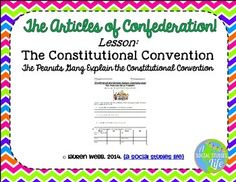 Thesis Statement for Articles of Confdederation DBQ?