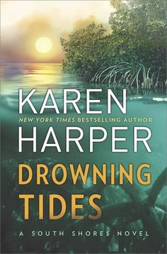 REVIEW: Drowning Tides by Karen Harpe | Harlequin Junkie | Blogging Romance Books | Addicted to HEA :)